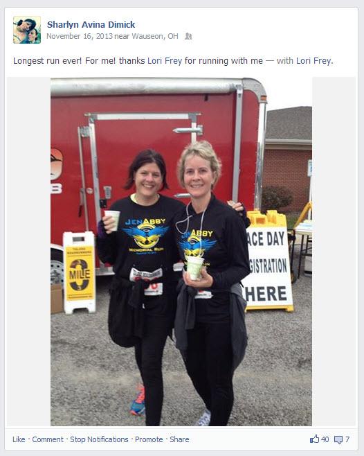 Jen-Abby Memorial Run 10K